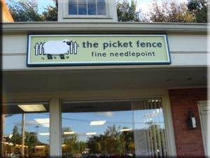 contact picket fence